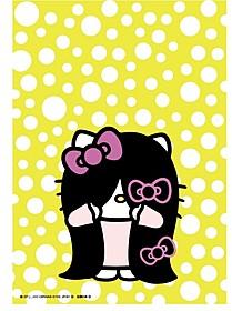 今回のキティは怖さアップ?「貞子3D」