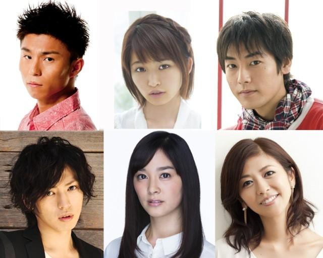 中尾明慶、剛力彩芽主演「L・DK」で高校生に 岡本玲、福士誠治らも出演