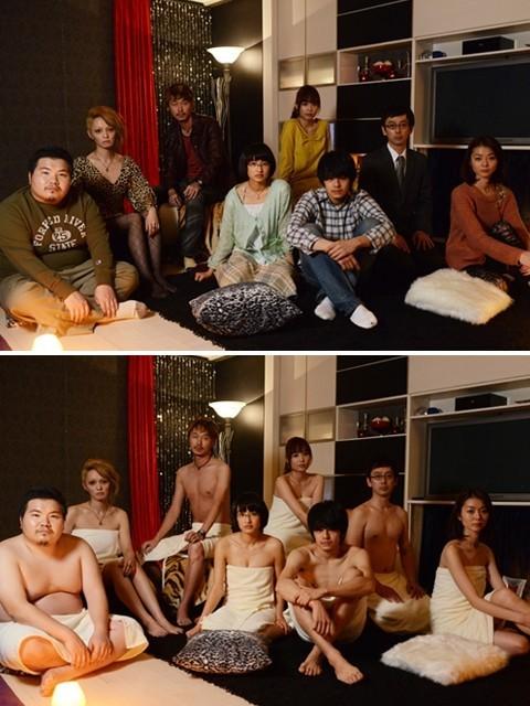 池松壮亮主演&ヒロイン門脇麦で「愛の渦」映画化!本編123分中、着衣シーンは18分半のみ