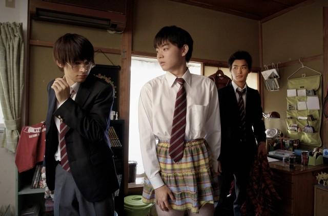 菅田将暉がスカート着用…「男子高校生の日常」予告で非モテ男子が暴走