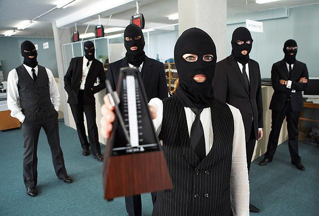 音楽テロリスト描く「サウンド・オブ・ノイズ」特別映像を入手 東京にテロ予告!?
