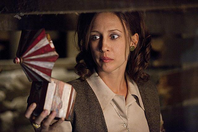 【全米映画ランキング】実録ホラー「死霊館」が首位デビュー 「Red リターンズ」は5位