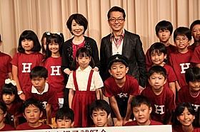水谷&伊藤が初の夫婦役で共演「少年H」