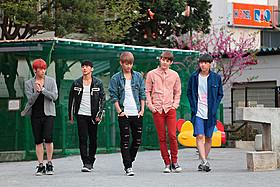 韓流の聖地・新大久保を舞台に描く 青春サクセスストーリー「新大久保物語」
