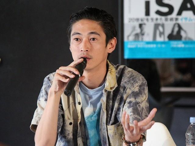 窪塚洋介、イサム・ノグチを演じる「現代との橋渡しになれれば」