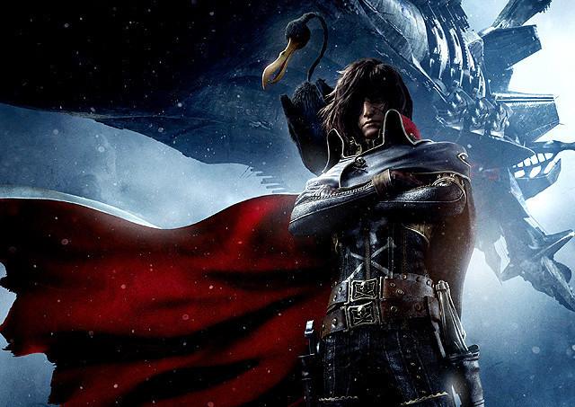 「キャプテンハーロック」ベネチア国際映画祭へ!特別映像も公開