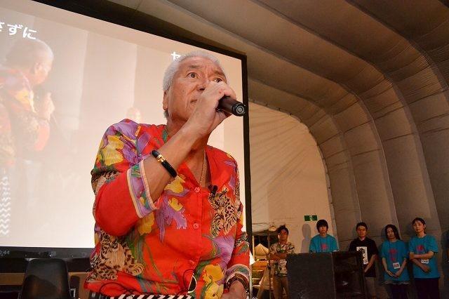 マック赤坂、政界引退表明も「平和運動家は永遠にやります!」と決意新た