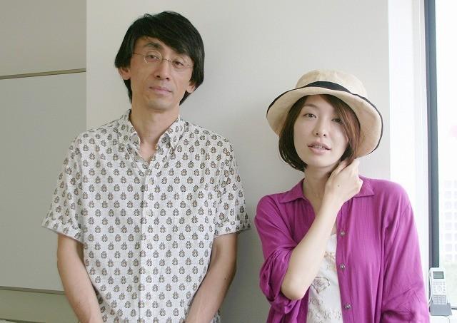 「ぬるい毒」初舞台に意気込む吉田大八監督を本谷有希子が激励