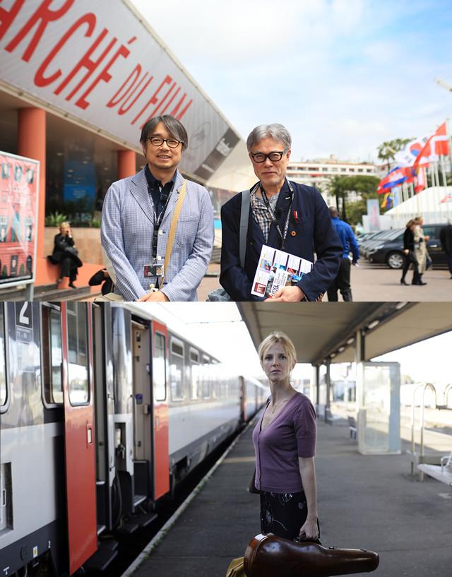 小山薫堂と安西水丸がカンヌで選んだセザール賞受賞作が全国で無料上映