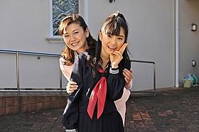 先輩スケバン刑事・南野陽子も絶賛! 謎のスケバン少女役で「SPEC」に出演した川島海荷「スケバン刑事」