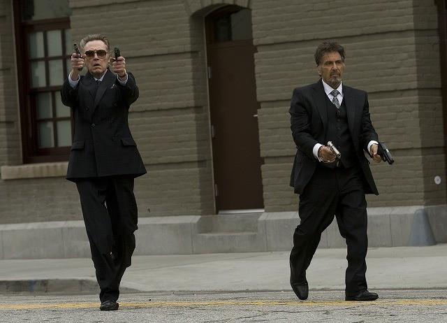 アル・パチーノらオスカー俳優競演の「ミッドナイト・ガイズ」11月公開