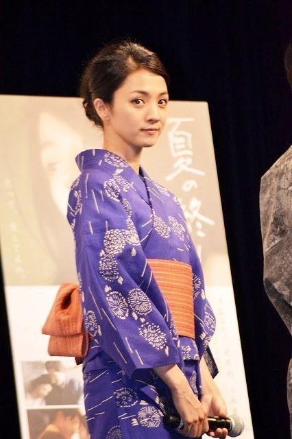 満島ひかり、新たな代表作「夏の終り」で複雑な女心を繊細に体現