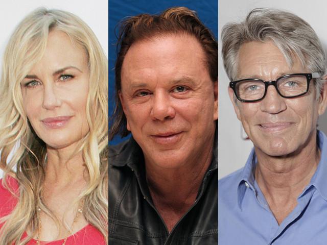 ミッキー・ローク、ダリル・ハンナ、エリック・ロバーツが新作アクションで共演
