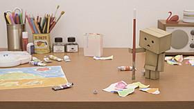 小さなダンボーの日常を描くコマ撮りアニメ「ダンボーがいっぱい」