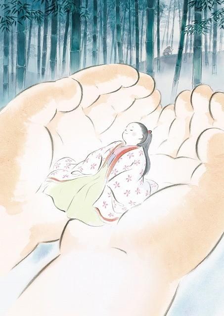 高畑勲監督「かぐや姫の物語」公開日が11月23日に決定