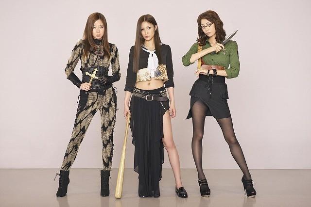 10月開始のドラマ24は美脚がずらり!モデルガールズ主演「殺しの女王蜂」
