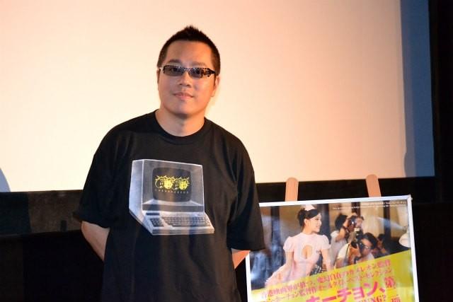 香港の鬼才パン・ホーチョン監督、「低俗喜劇」ほか新作引っさげ来日!