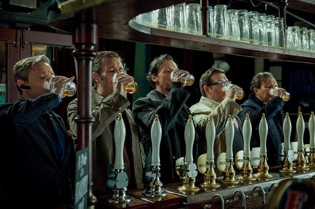 【全米映画ランキング】「Lee Daniels' The Butler」V2 「The World's End」は4位スタート