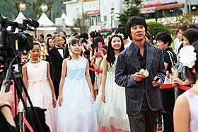 スンチョン湾世界動物映画祭に参加した山崎まさよし「キタキツネ物語 35周年リニューアル版」