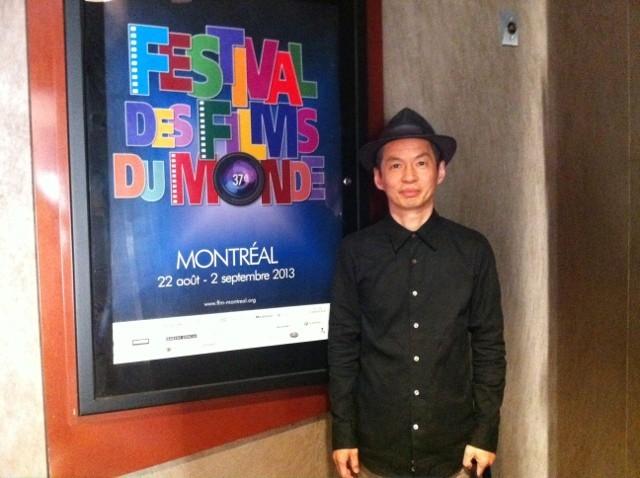 石井岳龍監督、28年ぶりのモントリオール世界映画祭で観客とじっくりティーチイン