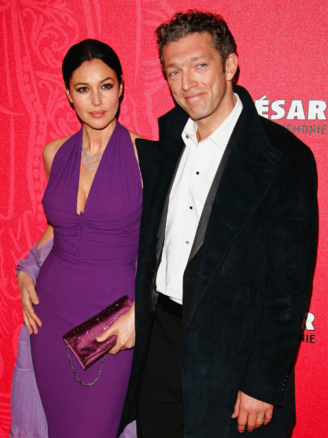 モニカ・ベルッチとバンサン・カッセルが離婚へ