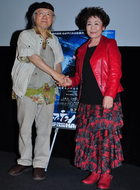 松本零士、加藤登紀子との10代からの不思議な縁を明かす