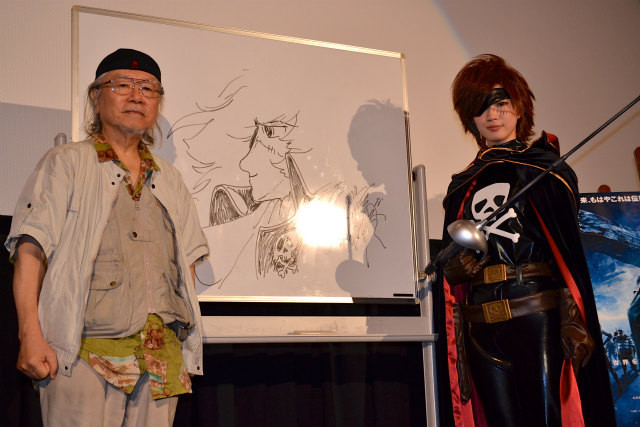松本零士、あこがれのヒロイン像は「怒らせれば世にも恐ろしい女」