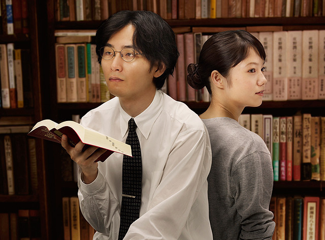 松田龍平主演「舟を編む」、米アカデミー賞外国語映画賞の日本代表に!