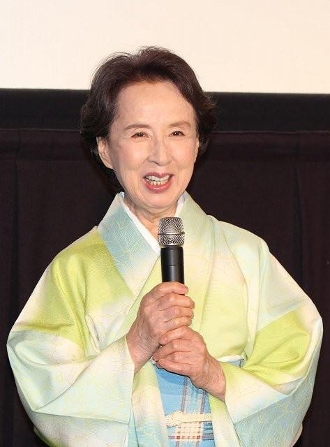 故柴田トヨさんを演じた八千草薫「90歳の役は難しかった」