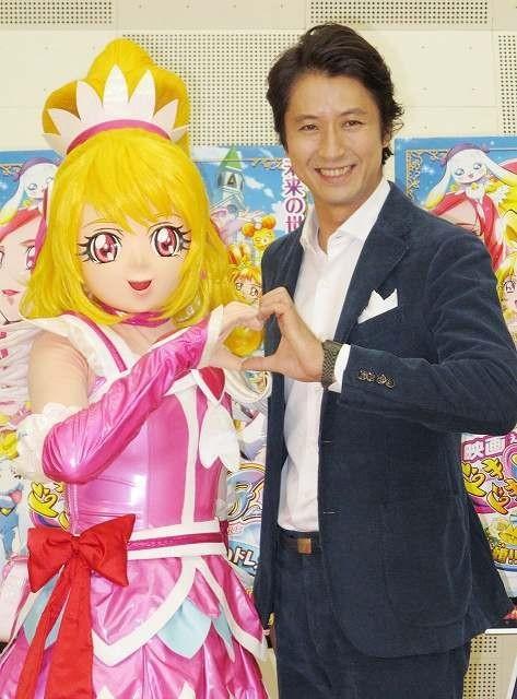 プリキュア史上初!シリーズ最新作が第26回東京国際映画祭の特別招待作品に