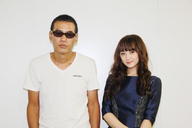 SABU監督が異色ゾンビ映画で見せる家族愛と小松彩夏の新境地