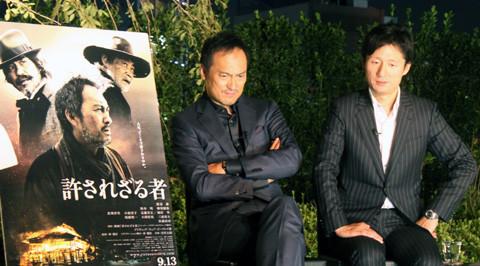 渡辺謙、「ニコ生」初体験に満足げ「同じ時間を生きている」