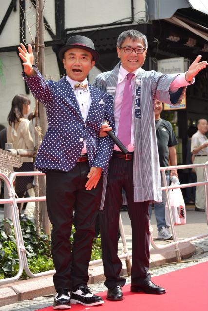 第6回したまちコメディ映画祭が開幕!豪華ゲストがカーペットを彩る