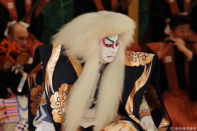 中村勘三郎さん最後の「春興鏡獅子」がシネマ歌舞伎として11月30日公開