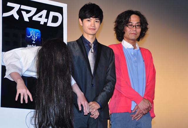瀬戸康史「貞子」さらなる続編で裏設定の物語を熱望?