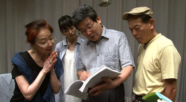 地井武男さん、高畑勲監督「かぐや姫の物語」に翁役で出演していた!2011年夏に収録