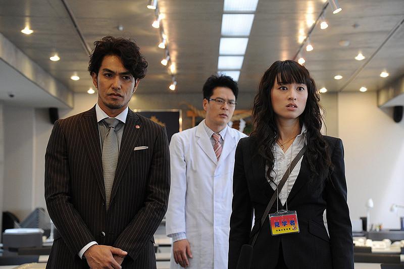 【国内映画ランキング】「風立ちぬ」陥落!「ATARU」が首位、「ウルヴァリン」3位、「許されざる者」4位
