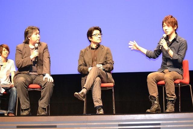 社会を変えるとは?「人類資金」阪本順治監督ら、現役大学生と熱論交わす