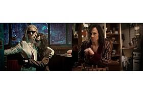 吸血鬼カップルを演じるトム・ヒドルストンとティルダ・スウィントン「オンリー・ラヴァーズ・レフト・アライヴ」