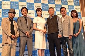 映画は新潟・佐渡島が舞台「飛べ!ダコタ」
