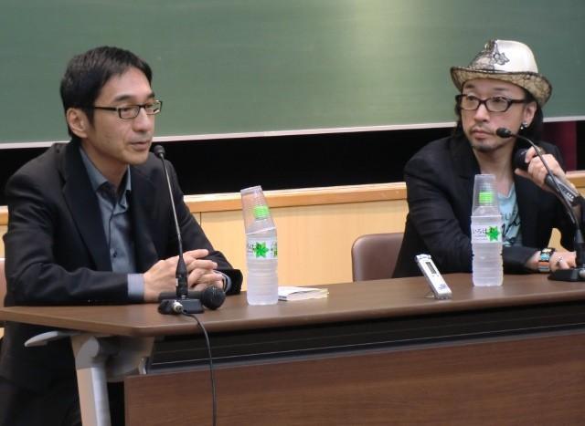 菊地成孔&野崎歓、文学とジャズの側面から「うたかたの日々」語る