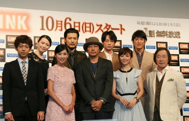 深川栄洋監督のWOWOW新ドラマに大森南朋、田中麗奈ら実力派俳優が結集!