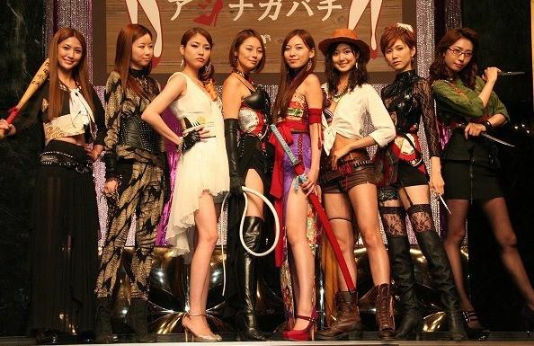 美脚自慢のモデルガールズ、大胆衣装で初主演ドラマに挑戦!