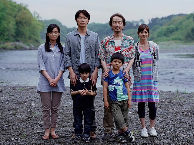 【国内映画ランキング】「そして父になる」が堂々の首位発進、「謝罪の王様」は2位