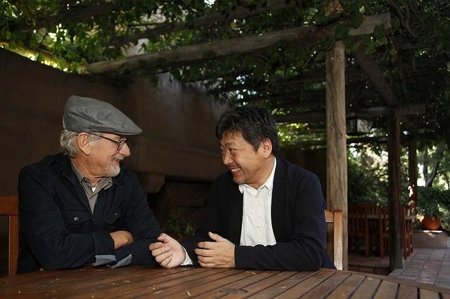 大ヒット!「そして父になる」是枝裕和監督、米リメイク決定でスピルバーグ監督と対談