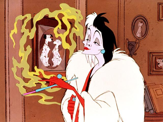 ディズニー「101匹わんちゃん」の悪女クルエラが主人公の実写映画製作へ