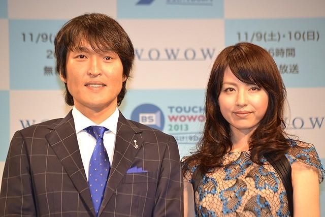 「TOUCH!WOWOW 2013 ひらけ!9Doors」総合MCに千原ジュニア&平井理央!