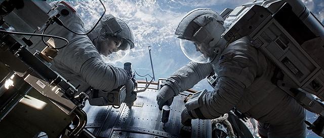 【全米映画ランキング】本年度オスカー最有力「ゼロ・グラビティ」が10月新記録で首位デビュー