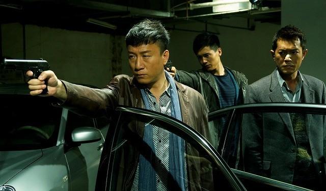 ジョニー・トーが描く中国警察VS巨大麻薬組織 緊迫感あふれる予告公開