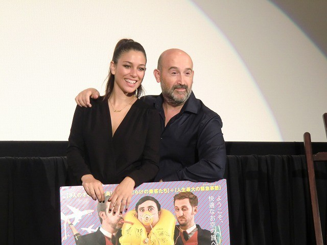P・アルモドバル新作のスペイン俳優が来日「お・も・て・な・し」披露